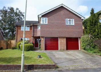 Thumbnail 5 bedroom detached house for sale in Buntings, Alton