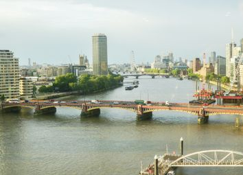 Thumbnail 3 bed flat for sale in 1 St George Wharf, Vauxhall