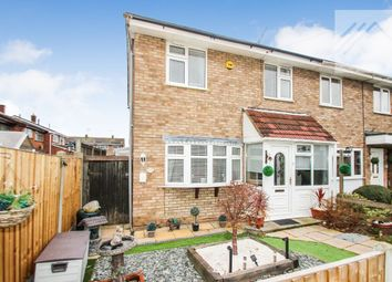Thumbnail 4 bed terraced house for sale in Greenways, Canvey Island