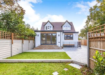 Thumbnail 4 bed detached house for sale in Squires Road, Shepperton, Middlesex