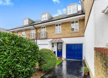 Thumbnail 3 bed town house for sale in Arlott Court, Banister Park, Southampton