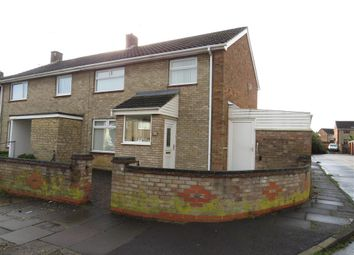3 bed end terrace house for sale in Mantlefield Road, Corby NN18