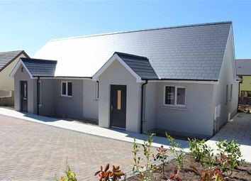 Thumbnail 2 bed semi-detached bungalow for sale in Grove Street, Pennar, Pembroke Dock