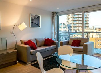 Thumbnail 2 bed flat for sale in Sirius House, Seafarer Way, London