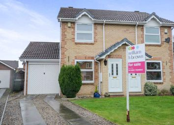 Thumbnail 2 bed semi-detached house for sale in Blenheim Court, York