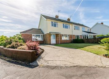 Thumbnail 4 bed semi-detached house for sale in Buristead Road, Great Shelford, Cambridge