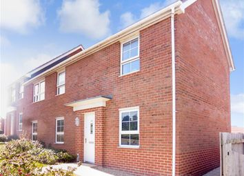 Thumbnail 2 bed flat for sale in Staplers Road, Newport, Isle Of Wight