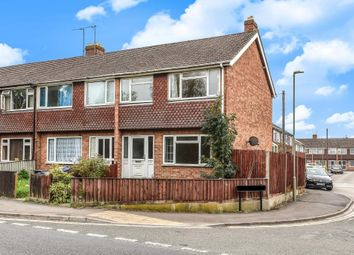 Thumbnail 3 bed end terrace house for sale in Hollow Way, Oxford