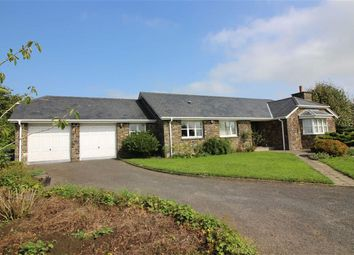 Thumbnail 4 bedroom detached bungalow for sale in Bishops Tawton, Barnstaple