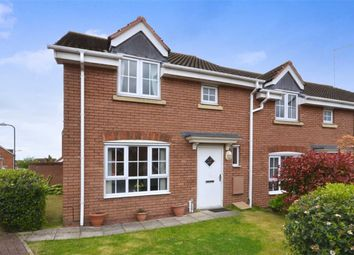 Thumbnail 3 bed semi-detached house for sale in The Haywain, South Milford, Leeds