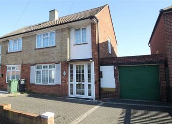Thumbnail 3 bed semi-detached house for sale in The Bramblings, London