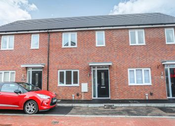 Thumbnail 2 bed terraced house for sale in Motherwell Court, Newport