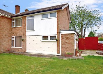 Thumbnail 3 bedroom semi-detached house for sale in Robins Avenue, Lenham, Maidstone, Kent