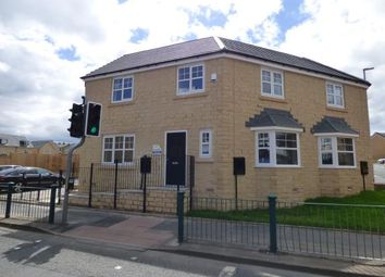 Thumbnail 3 bed semi-detached house for sale in Accrington Road, Burnley, Lancashire
