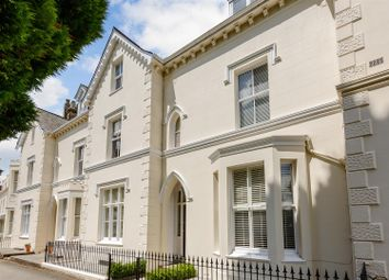 Thumbnail 5 bed town house for sale in Binswood Avenue, Leamington Spa, Warwickshire