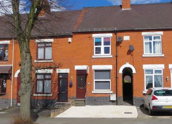 Thumbnail 4 bed terraced house for sale in Camp Hill Road, Nuneaton