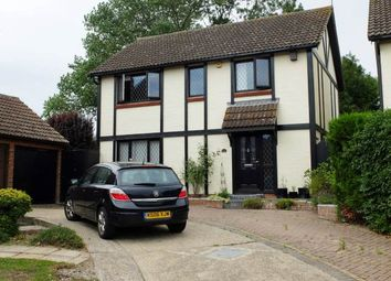 Thumbnail 4 bedroom property to rent in Mountfields, Pitsea, Essex