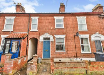 Thumbnail 3 bed terraced house for sale in Lincoln Street, Norwich