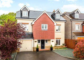 Thumbnail 5 bed detached house for sale in Halcyon Close, Oxshott, Surrey