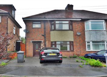 Thumbnail 3 bed semi-detached house to rent in Jackson Avenue, Mickleover, Derby