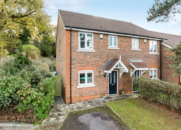 Thumbnail 3 bed end terrace house to rent in Broome Cottages, Spital Heath, Dorking, Surrey