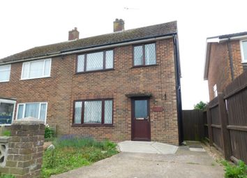 Thumbnail 3 bed semi-detached house for sale in Addington Road, Trimley St Mary