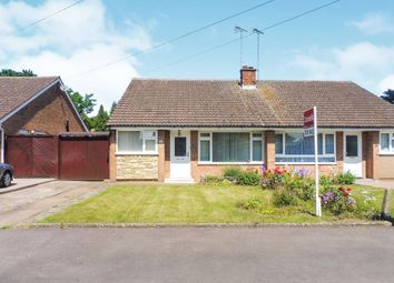 Thumbnail 3 bedroom semi-detached bungalow for sale in Nappsbury Road, Luton
