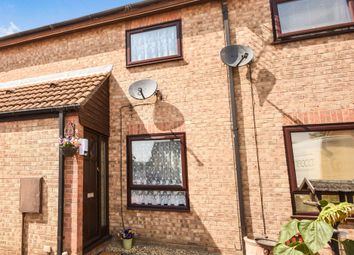 Thumbnail 2 bed terraced house for sale in Amis Court, Lakenheath, Brandon