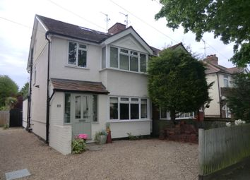 Thumbnail 4 bedroom semi-detached house to rent in Molesey Park Road, West Molesey