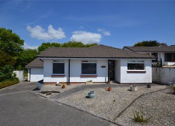 Thumbnail 2 bed detached bungalow for sale in Glebelands, Callington, Cornwall
