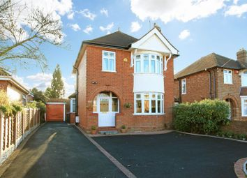 Thumbnail 3 bed detached house for sale in Church Road, Wrockwardine Wood, Telford