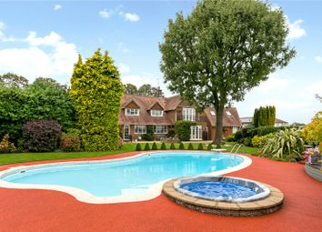 Thumbnail 4 bed detached house for sale in New Road, Stokenchurch, High Wycombe, Buckinghamshire