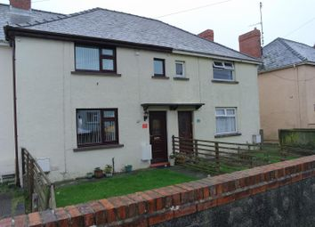 Thumbnail 3 bed terraced house for sale in Cromie Avenue, Haverfordwest