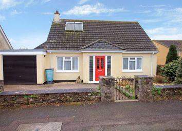 Thumbnail 4 bed detached bungalow for sale in Cardwen Estate, Pelynt, Looe