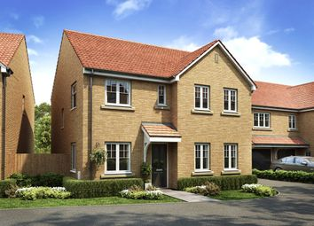 "4 bed detached house for sale in ""The Mayfair"" at Newlands Drive, Grove, Wantage OX12"