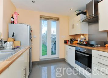 Thumbnail 3 bed flat to rent in Sparsholt Road, London