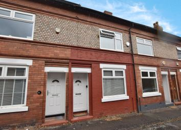 Thumbnail 2 bed terraced house for sale in Consul Street, Northenden, Manchester
