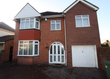 Thumbnail 5 bedroom detached house to rent in Coronation Avenue, Willenhall
