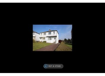 Thumbnail 2 bed semi-detached house to rent in Orchard Park Avenue, Giffnock, Glasgow