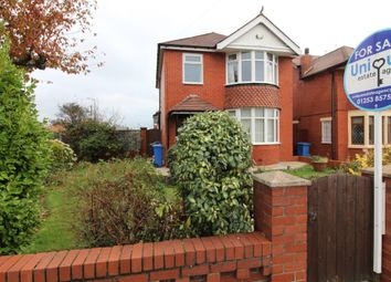 Thumbnail 3 bed detached house for sale in Fleetwood Road North, Thornton-Cleveleys