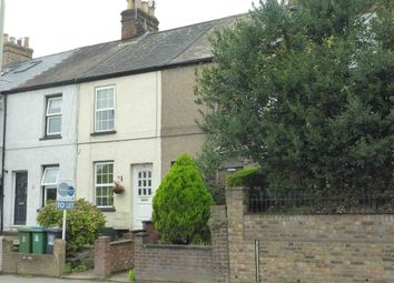 Thumbnail 2 bed terraced house to rent in Pinner Road, Watford