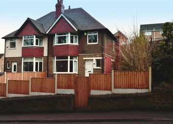 Thumbnail 3 bed semi-detached house for sale in Dog Kennel Bank, Huddersfield