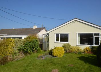 Thumbnail 2 bed bungalow for sale in Carneton Close, Crantock, Newquay, Cornwall