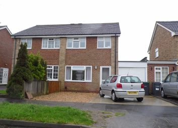 Thumbnail 3 bed semi-detached house to rent in Spencer Drive, Lee-On-The-Solent, Hampshire