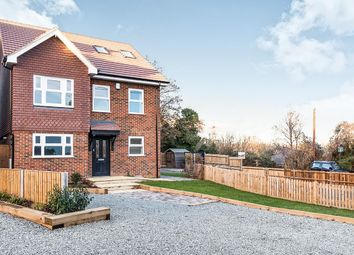 Thumbnail 4 bed detached house for sale in School Lane, Bean, Dartford