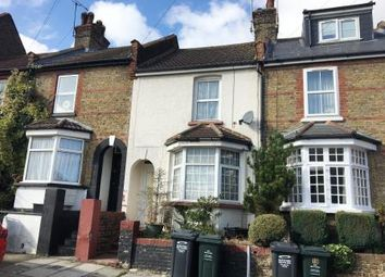 Thumbnail 3 bed terraced house for sale in 17 Westgate Road, Dartford, Kent