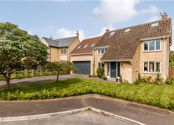 Thumbnail 6 bed detached house for sale in Upper Farm Close, Norton St Philip, Bath