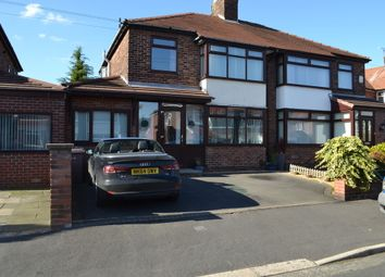 Thumbnail 4 bedroom semi-detached house for sale in Lawrence Road, Windle, St. Helens