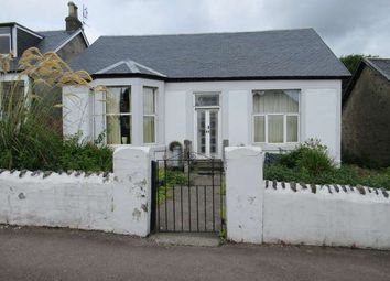 Thumbnail 2 bed detached bungalow for sale in 34 Mcarthur Street, Dunoon