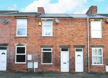 Thumbnail 2 bed terraced house for sale in Grove Road, Chesterfield, Derbyshire
